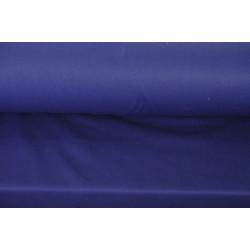 Tmavě modrá bavlna