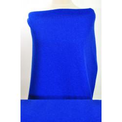 Zimní modrá látka