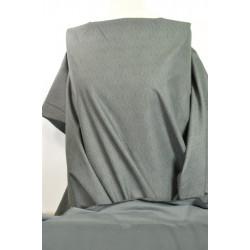 Strečová šedá bavlna s...