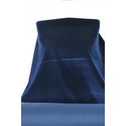 Samet, modrá barva