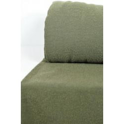 Zelená kostýmovka se smyčkou