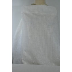 Režná tkanina s proužkem