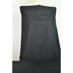 Kostýmová látka černá