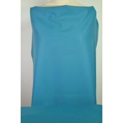 Modrozelená kostýmová látka