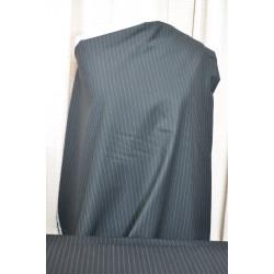 Černošedá oblekovka s šedým...