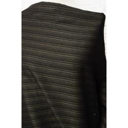 Kostýmovka černá s béžovým...